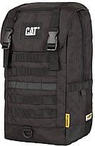 Рюкзак повсякденний CAT Combat Visiflash 83461;01 чорний, фото 3