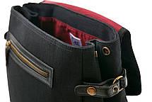Рюкзак повсякденний CAT Spotlight 83473;01 чорний, фото 3