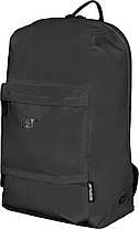 Рюкзак повсякденний з відділенням для ноутбука CAT The Lab 83425;01 чорний, фото 3