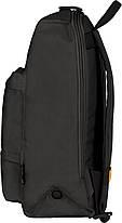 Рюкзак повсякденний з відділенням для ноутбука CAT The Lab 83425;01 чорний, фото 2