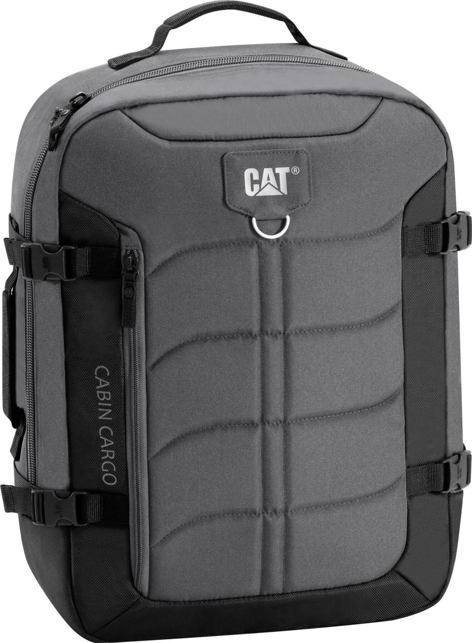 Рюкзак повсякденний CAT Millennial Classic 83430;172 чорний/антрацит