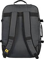 Рюкзак повсякденний CAT Millennial Classic 83430;172 чорний/антрацит, фото 2