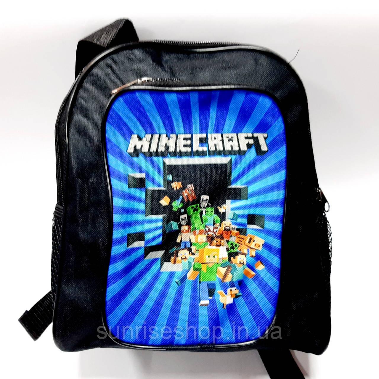 Рюкзак детский для мальчика Minekraft
