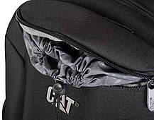 Рюкзак з відділенням для ноутбука CAT Bizz Tools 83482;01 чорний, фото 3
