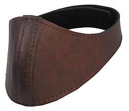 Автопятка кожаная для женской обуви Cavaldi Темно-коричневый (608835-17)