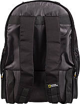 Рюкзак на колесах National Geographic Passage N15402;06 чорний, фото 3