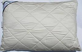 Антиалергенна вовняна подушка F. A. N. Derby 50x70 см Бежева (835)
