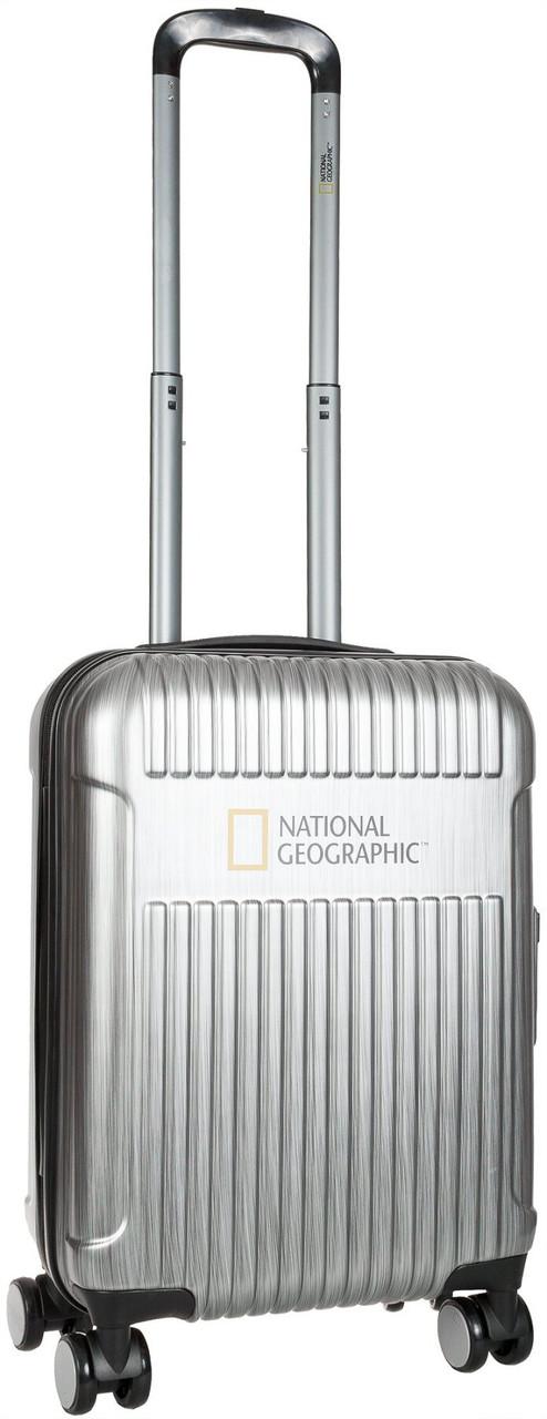 Валіза National Geographic Transit N115HA.49;23 сріблястий