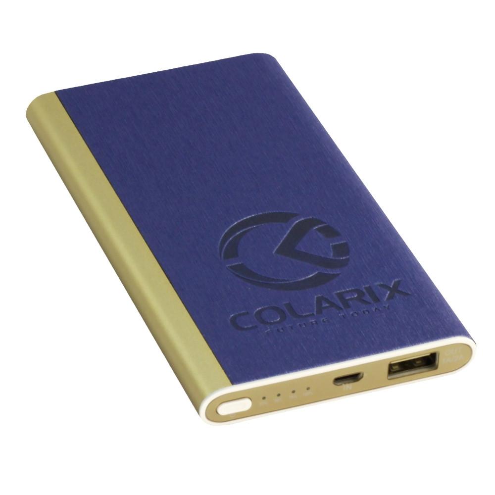 Повербанк COLARIX PB-L5000-2A-MC01-4 5000 маг 2A