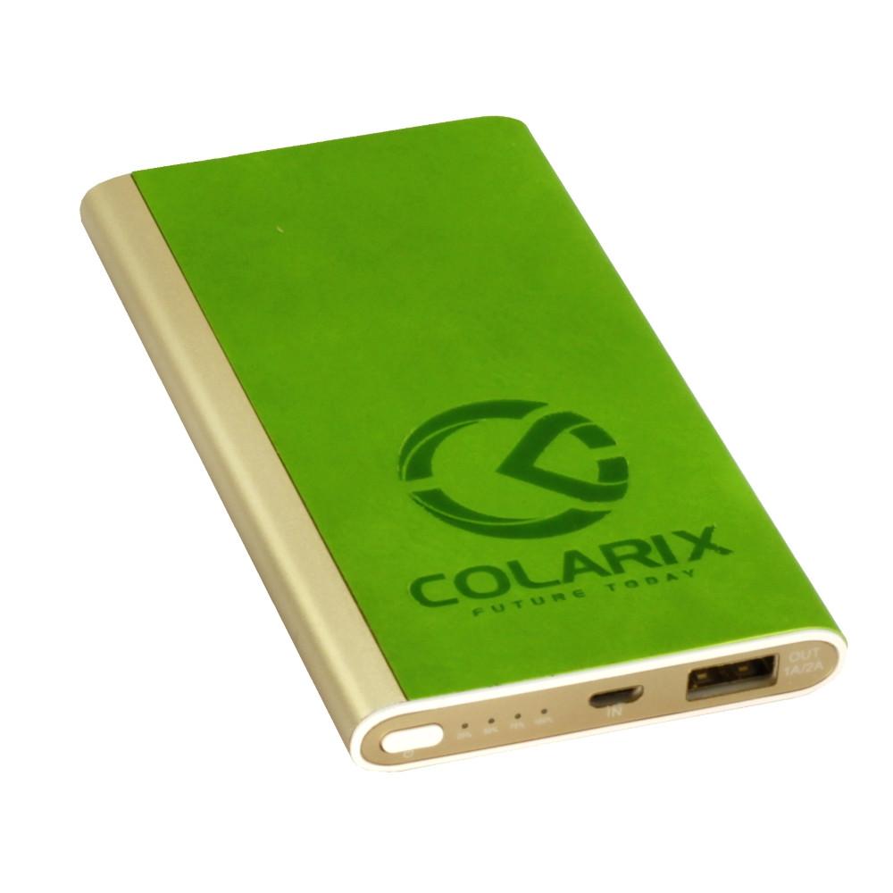 Повербанк COLARIX PB-L5000-2A-ML05-8 5000 маг 2A