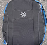Авточехлы  Nika на Volkswagen Passat B5 1996-2005 (универсал) фольксваген пасса, фото 5