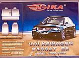 Авточохли Nika на Volkswagen Passat B5 1996-2005 (універсал) фольксваген пасу, фото 3