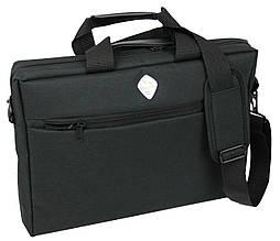 Сумка для ноутбука до 15,6 дюймів Wallaby Чорний (10587)