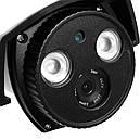 Відеокамера гібридна AHD/CVI/TVI/analog зовнішня COLARIX CAM-DOF-019 1.3 МП (3.6 мм), фото 2