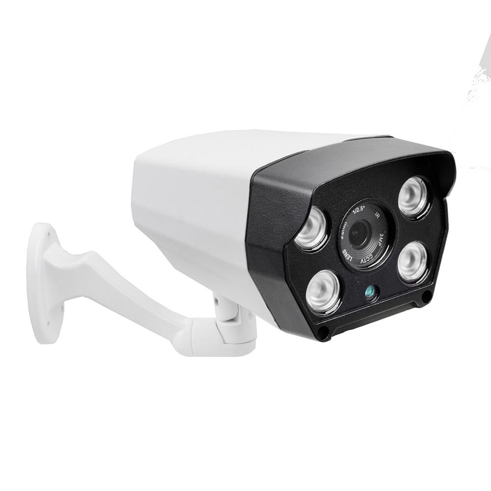 PoE IP відеокамера зовнішня COLARIX CAM-IOF-015p 5Мп (6мм)