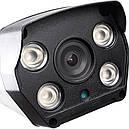 PoE IP відеокамера зовнішня COLARIX CAM-IOF-015p 5Мп (6мм), фото 3