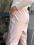 Брюки женские из шерсти зимние, фото 8