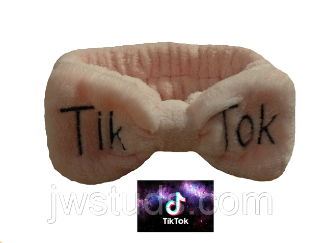 Повязка для волос ТИК ТОК кораловая, цена 75 грн., купить в Киеве — Prom.ua  (ID#989776294)