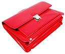 Женский портфель из искусственной кожи AMO Красный (SST09 red), фото 5