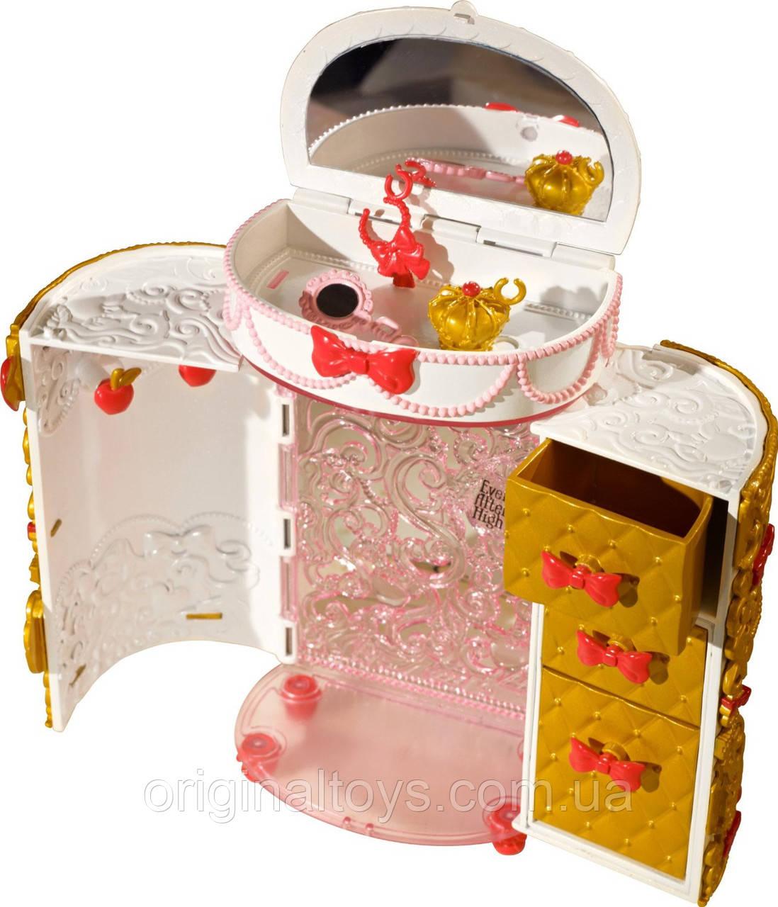 Шкатулка Эппл Вайт Apple White's Jewelry Box Ever After High