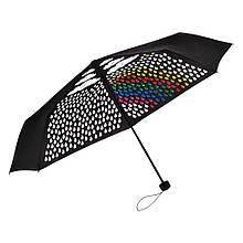 Зонт складаний Fare 5042С Чорний (840)