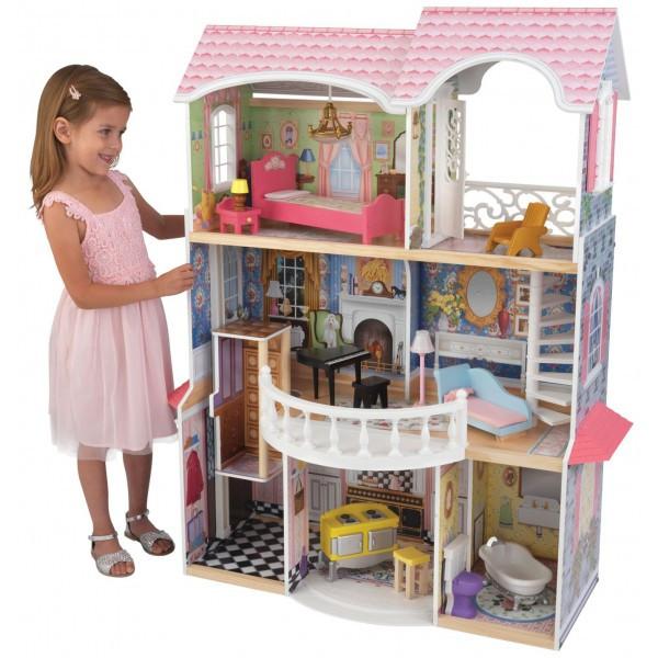 Кукольные домики, замки, мебель для кукол
