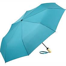 Зонт складаний Fare 5429 ЕКО Бірюзовий (306)