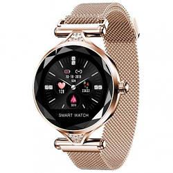Женские наручные часы Smart Dominika Gold