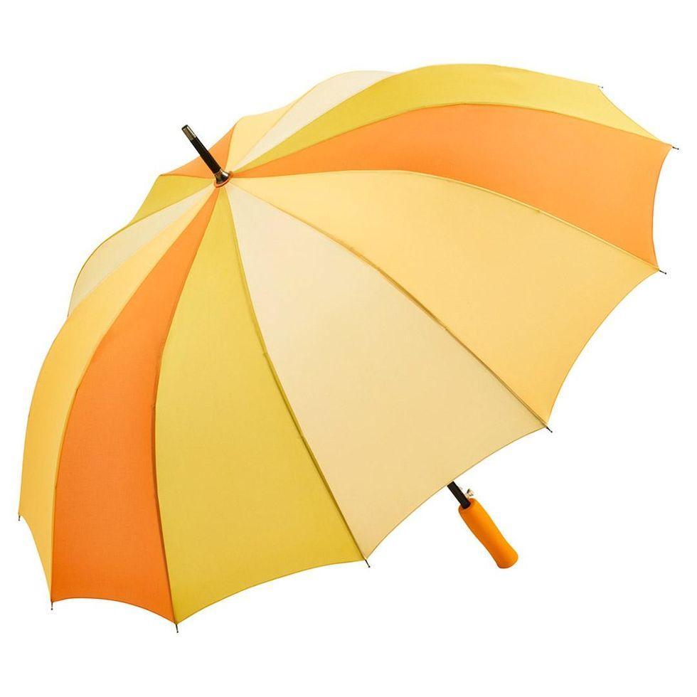Зонт-трость Fare 4584 комбінований Жовтий (321)
