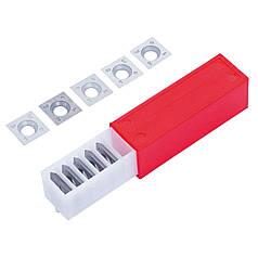 Сменные пластины HM для спирального режущего вала (10 шт.) F. ADM 260 S / AD 260 S / FS 310 PS / PT 310 S