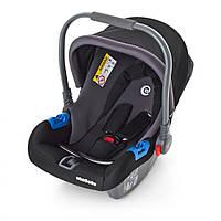 Детское автокресло для новорожденных ME 1009-2 (Black)