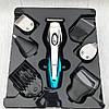 Машинка для стрижки GEMEI GM-562 11 в 1 - Беспроводная аккумуляторная машинка, триммер, бритва, фото 2