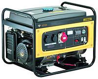 Однофазный бензиновый генератор Kipor KGE6500C (5,5 кВт)