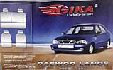 Авточехлы Ника на DAEWOO LANOS  седан от 1997 года седан от Ника, фото 9