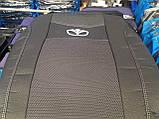 Авточехлы Ника на DAEWOO LANOS  седан от 1997 года седан от Ника, фото 4