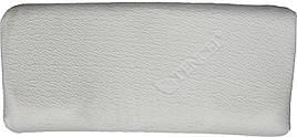 Ортопедична подушка з ефектом пам'яті F. A. N. Visco Soft 40x80 см Біла (837)