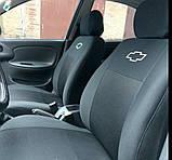 Авточехлы Nika на Chevrolet Aveo седан 2002-2011 год, фото 7