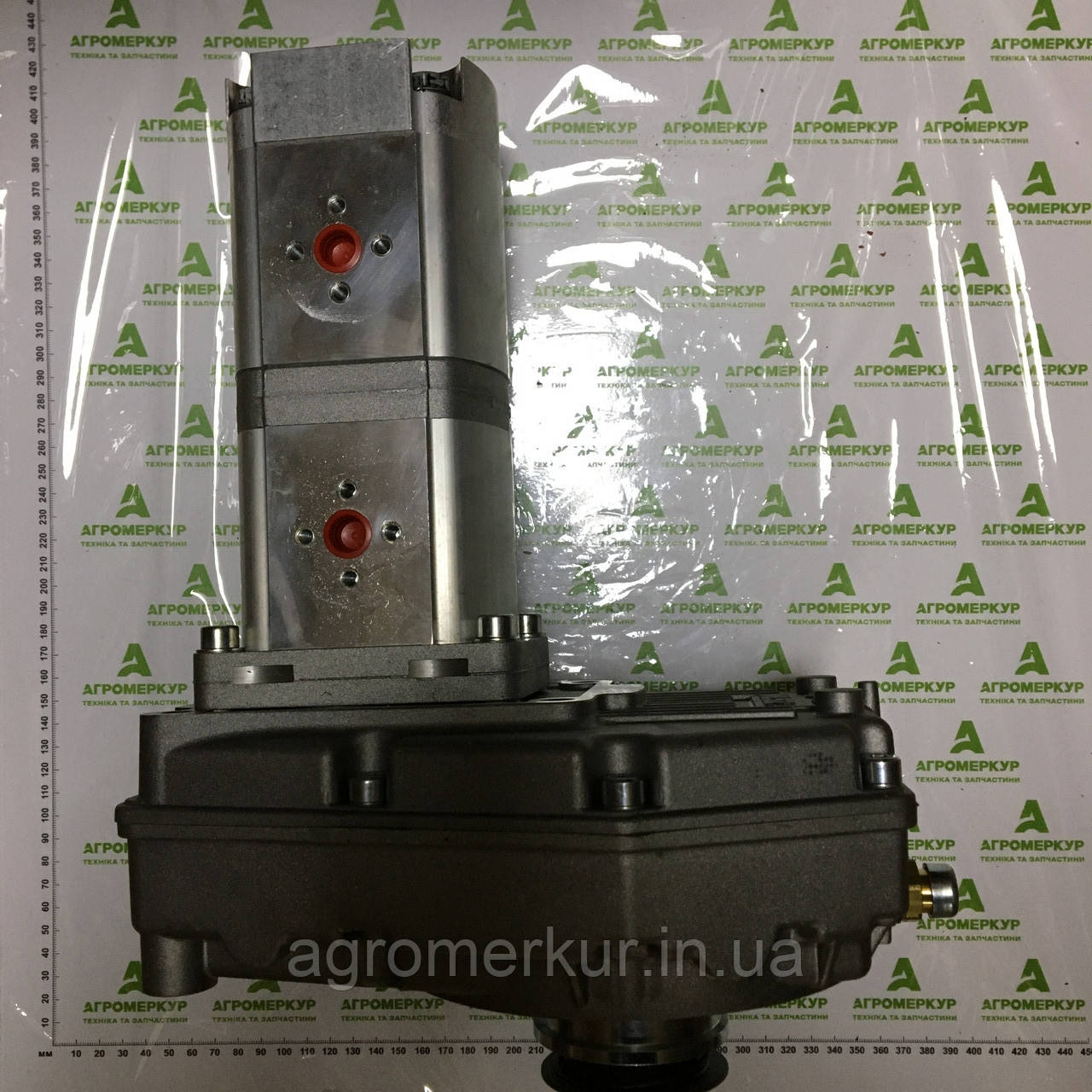 Мотор гідравлічний AC838876 Kverneland