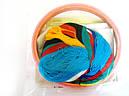 Набір Універсал для «килимовій вишивки» 2 голки «Будиночок» Різнобарвний (35), фото 2