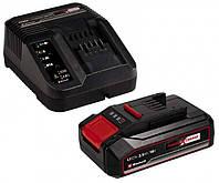 Аккумулятор Einhell 18 В 2,5 Ач Starter-Kit Power-X-Change