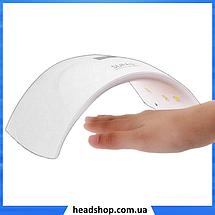 Сушилка для ногтей SUN 9s UV LED Lamp - лампа для ногтей с lcd дисплеем, фото 3