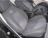 Авточехлы Ника на Kia Rio 3 от 2011 года седан раздельный ,Киа Рио 3, фото 4
