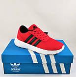 Кроссовки Adidas Мужские Красные Адидас BOOST (размеры: 41,42,43,44,45) Видео Обзор, фото 6