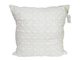 Подушка Leleka-Textile Алое Вера 70x70 см Стеганая Белый (1005458)