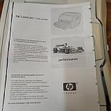 Лазерный принтер HP LaserJet 1150 USB, LPT с картриджем 121 тыс, фото 5