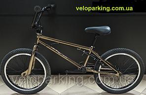 Велосипед прыжковый BMX Icon Mbike 20 трюковый new