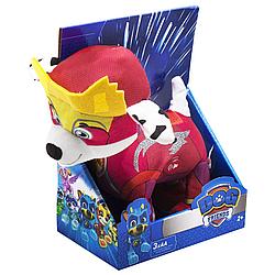 Мягкая игрушка интерактивная Щенячий патруль Маршал