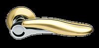 Дверная ручка  Armadillo Ursa LD48  матовое золото/хром