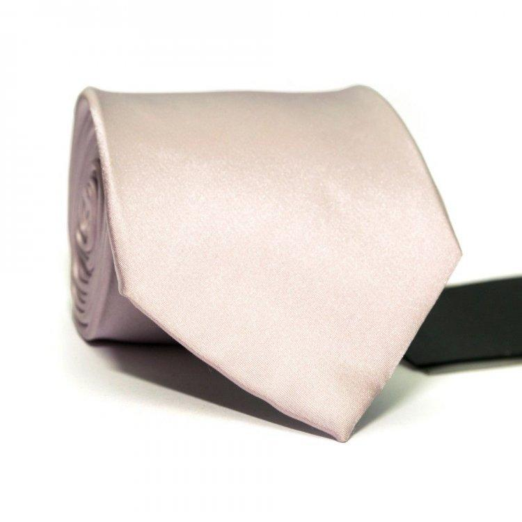 Краватка Чоловічий Блідо-Бузковий Gin-2392