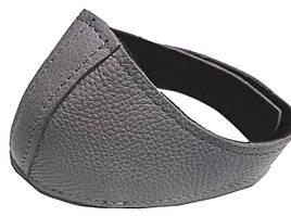 Автопятка кожаная для женской обуви Cavaldi Серый (608835-14)